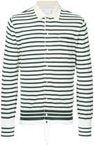 Sacai striped button shirt
