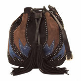 Imoshion Astrid Multi Color Polyurethane Bucket Bag