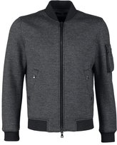Mauro Grifoni Summer Jacket Dark Grey