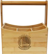 Golden State Warriors Bamboo Utensil Caddy