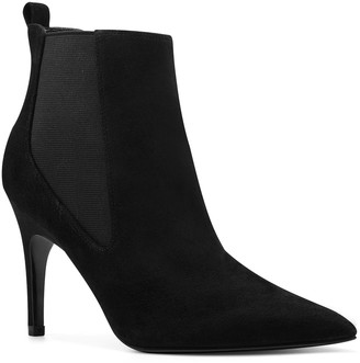 Nine West Joliee Women's Suede Ankle Boots