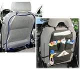Jolly Jumper Car Caddy and Auto Seatback Protector with Bonus Dainty Baby Reusable Bag by