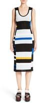Proenza Schouler Women's Stripe Knit Dress
