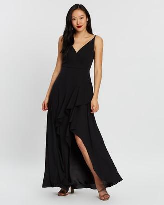 Montique Leo Black Soft Gown