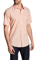 Zachary Prell Isidro Short Sleeve Printed Shirt