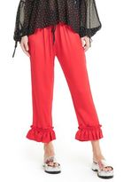 Mother of Pearl Finley Ruffle Trousers