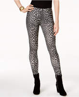 MICHAEL Michael Kors Leopard-Print Leggings