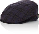 Borsalino MEN'S WOOL-CASHMERE IVY CAP