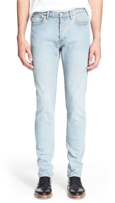 A.P.C. New Standard Slim Straight Leg Jeans