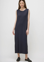 Dusan Midnight Long Slit Dress