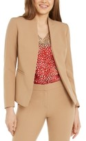 Bar III Seamed Open-Front Blazer, Created for Macy's
