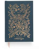 Rifle Paper Co. 2017 Midnight Planner