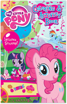 My Little Pony Coloring & Activity Book
