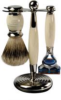 Taylor Of Old Bond Street Imitation Ivory Shaving Set