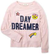 Jessica Simpson Girls 7-16) Beaded Day Dreamer Sweatshirt