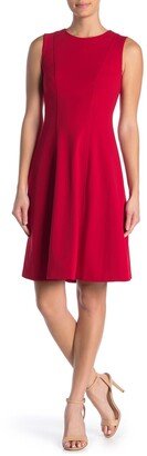 Tommy Hilfiger Basic Fit and Flare Dress