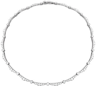 Hearts On Fire 18K 10.52 Ct. Tw. Diamond Lorelei Ribbon Line Necklace