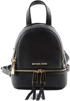 Michael Kors Rhea Zip Xs Backpack
