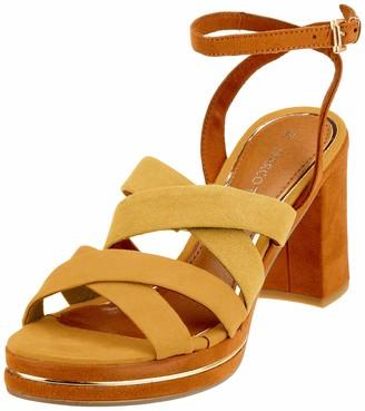 Marco Tozzi Women's 2-2-28364-32 Platform Sandals