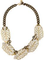 Lulu Frost Crystal Drift Necklace