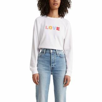 Levi's Women's Graphic Everyday Crew Sweatshirts