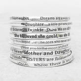 Your Own Bloom Boutique Create Message Bangle Set