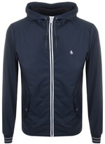 Original Penguin Hooded Ratner Jacket Navy