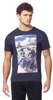 Red Herring Navy Christmas Meerkat T-shirt
