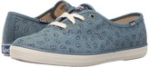 Keds Taylor Swift Champion Denim Heart Embroidery