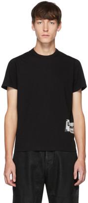 Rick Owens Black Logo T-Shirt