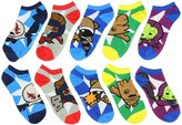 Marvel Guardians of the Galaxy Kawaii Characters No-Show Socks 5 pair