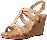 Taryn Rose Women's Trini Wedge Sandal