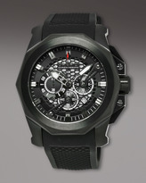 Orefici Watches Gladiatore Chronograph, Black
