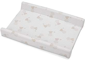 Foppapedretti Mats for Changing Table, Two Edges, Baby Bath, Multicoloured Sweetheart Dolcecuore