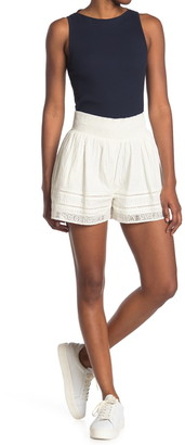 Scotch & Soda Short with Special Lace Tape