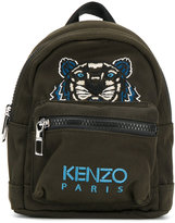 Kenzo Mini Tiger canvas bag - men - Nylon/Polyester - One Size
