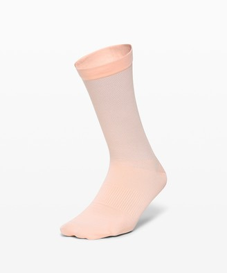 Lululemon Take Me There Crew Sock