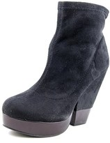 BCBGeneration Kimba Women Round Toe Suede Ankle Boot.