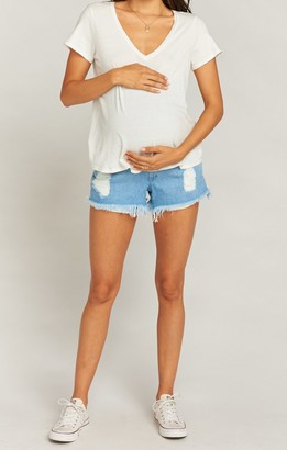 Show Me Your Mumu Maternity Cabo Shorts