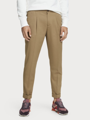 Scotch & Soda Blake - Wool Blend Trousers Regular slim fit | Men
