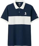 Uniqlo Men's Disney Project Pique Polo Shirt