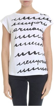 Emporio Armani Stretch Cotton T-shirt