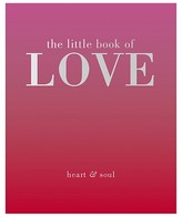 Chronicle Books Little Book of Love