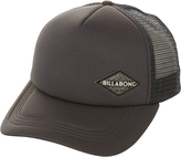 Billabong Womens Trucker Cap Black