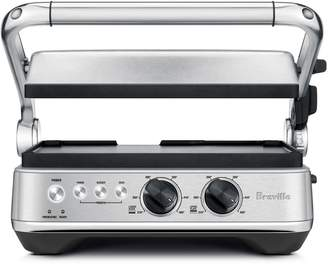 Breville Sear Press Stainless Steel Electric Grill