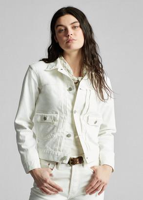 Ralph Lauren Stretch Selvedge Denim Jacket