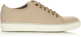 Lanvin Low-top canvas trainers