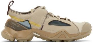 Oamc Beige adidas Originals Edition Type O-4 Sneakers
