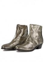 Zadig & Voltaire Boots Teddy Lezard Deluxe