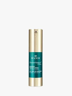 Nuxe Nuxuriance Ultra Anti-Ageing Eye and Lip Cream, 15ml